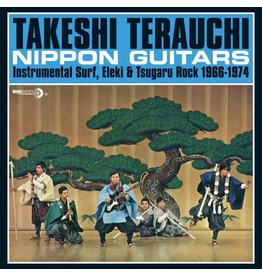 Ace Records Takeshi Terauchi - Nippon Guitars
