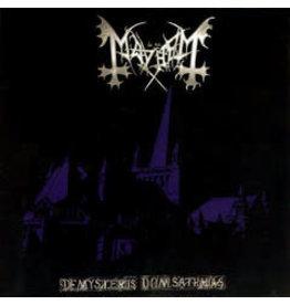 Back On Black Mayhem - De Mysteriis Dom Sathanas