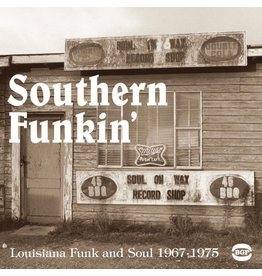 Ace Records Various - Southern Funkin': Louisiana Funk And Soul 1967-1979