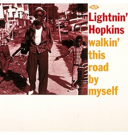 Ace Records Lightnin' Hopkins - Walkin' This Road By Myself