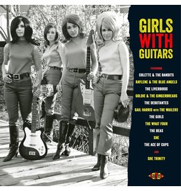 Ace Records Various - Girls With Guitars