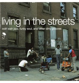 Ace Records Various - Living In The Streets