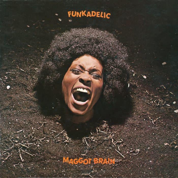 Ace Records Funkadelic - Maggot Brain