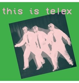 Mute Telex - This Is Telex (Coloured Vinyl)