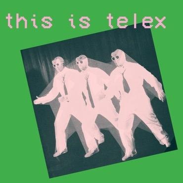 Mute Telex - This Is Telex (Coloured Vinyl)