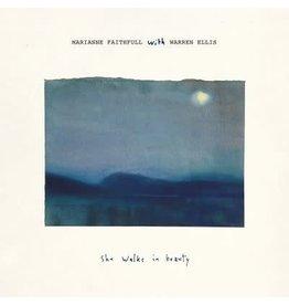 BMG Rights Mgmt Marianne Faithfull - She Walks in Beauty (with Warren Ellis) (Coloured Vinyl)