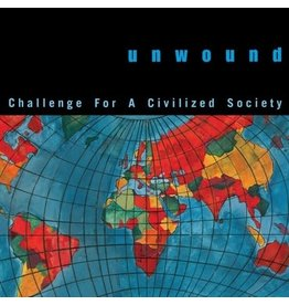 Numero Group Unwound - Challenge For A Civilized Society