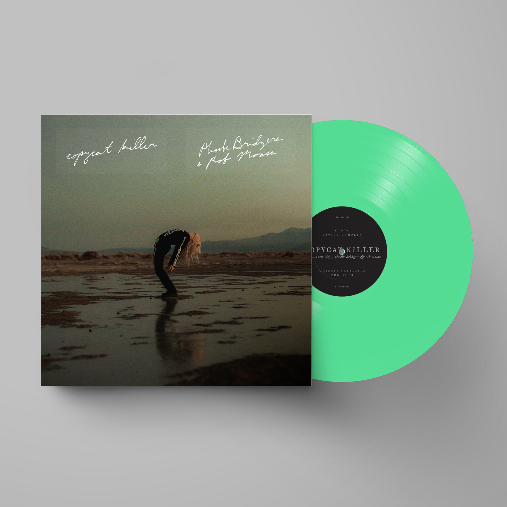 Dead Oceans Phoebe Bridgers - Copycat Killer (Coloured Vinyl)