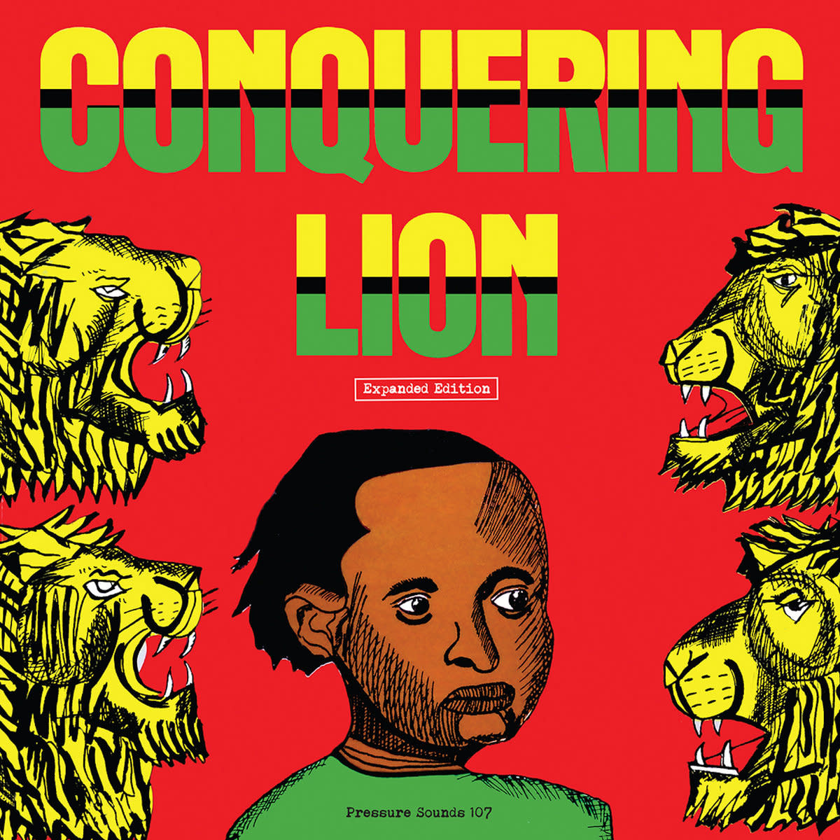 Pressure Sounds Yabby You & The Prophets - Conquering Lion (Expanded Edition)