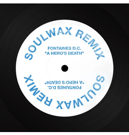 White Label Fontaines D.C. - A Hero's Death (Soulwax Remix)