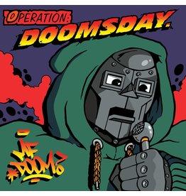 Metal Face Records MF DOOM - Operation: Doomsday (Original Cover)