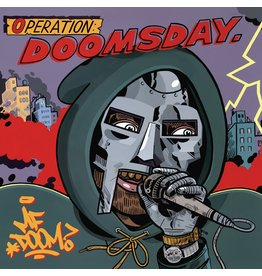 Metal Face Records MF DOOM - Operation: Doomsday (Alternative MC Sleeve)