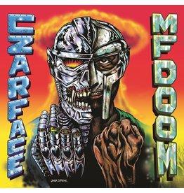 Silver Age Records Czarface & MF DOOM - Czarface Meets Metal Face