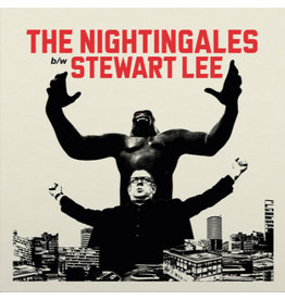 Fire Records The Nightingales / Stewart Lee - Ten Bob Each Way / Use Your Loaf