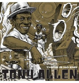 Blue Note Tony Allen - There Is No End (Collectors Edition)