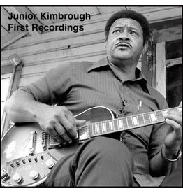 Big Legal Mess Records Junior Kimbrough - First Recordings