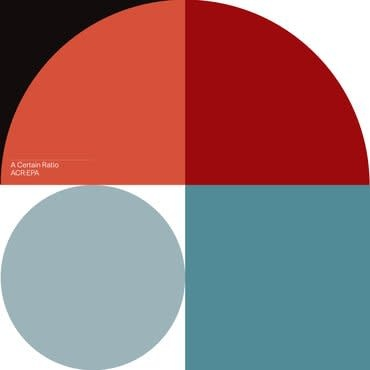 Mute Records A Certain Ratio - ACR:EPA (Coloured Vinyl)