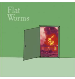 God? Flat Worms - The Guest b/w Circle