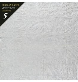 Sub Pop Records Iron & Wine - Archive Series Volume No. 5: Tallahassee Recordings
