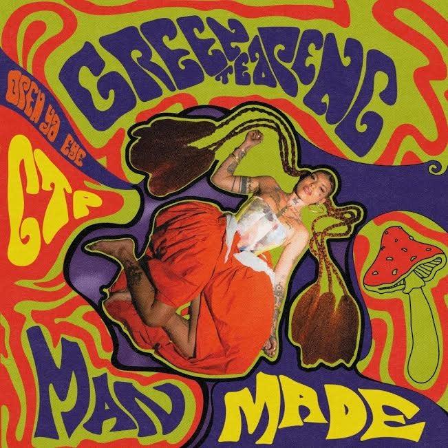 AMF Records Greentea Peng - Man Made