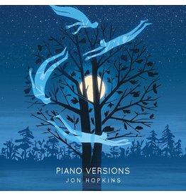 Domino Records Jon Hopkins - Piano Versions
