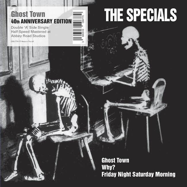 Chrysalis The Specials - Ghost Town (40th Anniversary Half Speed Master)