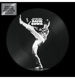 Rhino David Bowie - The Man Who Sold The World (Picture Disc)