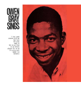 Burning Sounds Owen Gray - Sings
