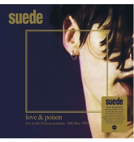Demon Records Suede - Love and Poison - Live at Brixton Academy, 16th May 1993 (Coloured Vinyl)