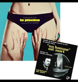 """We Want Sounds Michel Legrand - La Piscine Ost plus Bonus 7"""""""