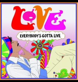 Sundazed Records Love - Everybody's Gotta Live