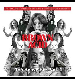 Riding Easy Records Various - Brown Acid - Ten Heavy Hits Vol 1 (Coloured Vinyl)