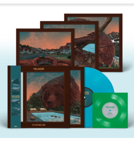 Domino Records Villagers -  Fever Dreams (Dinked Edition)