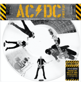 Columbia Records AC/DC - Through The Mists Of Time / Witch's Spell (Picture Disc)