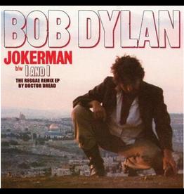 CMG Bob Dylan - Jokerman / I and I (The Reggae Remix EP)