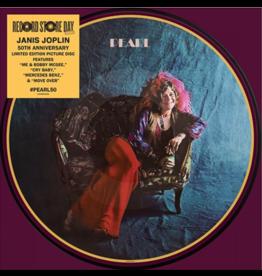 CMG Janis Joplin - Pearl  (Picture Disc)