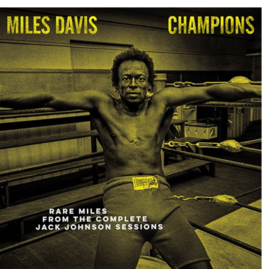 CMG Miles Davis - Miles Davis Champions From The Complete Jack Johnson Sessions