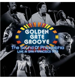 Sony Various -  Golden Gate Groove: The Sound of Philadelphia in San Francisco