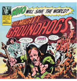 Fire Records The Groundhogs - Who Will Save The World (Deluxe Edition)
