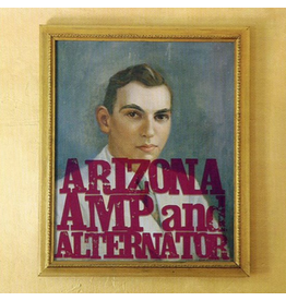Fire Records Arizona Amp & Alternator - Arizona Amp and Alternator (Coloured Vinyl)