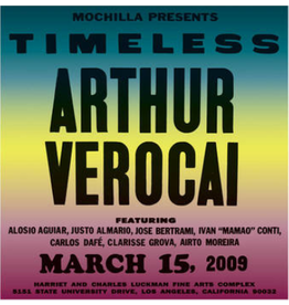 Mochilla Arthur Verocai  - Mochilla Presents Timeless: Arthur Verocai