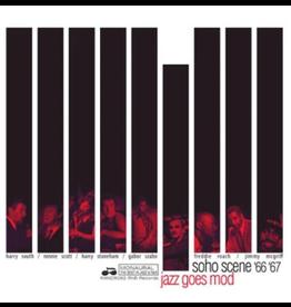Rhythm & Blues Records Various -  Soho Scene 67 and Jazz Goes Mod