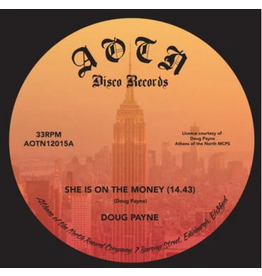 Athens Of The North Doug Payne - She's On Money