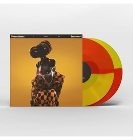 Age101 Records Little Simz - Sometimes I Might Be Introvert (Coloured Vinyl)