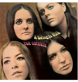 Munster The Coterie - A Swing To Folk (Colourd Vinyl)