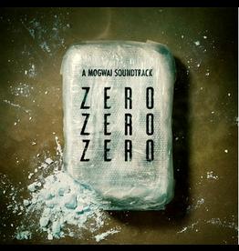 Rock Action Mogwai - ZeroZeroZero (Coloured Vinyl)