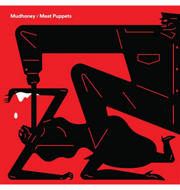 Sub Pop Records Mudhoney / Meat Puppets - Warning / One Of These Days