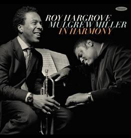Resonance Records Roy Hargrove/Mulgrew Miller - In Harmony