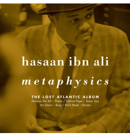 Omnivore Recordings Hasaan Ibn Ali - Metaphysics: The Lost Atlantic Album