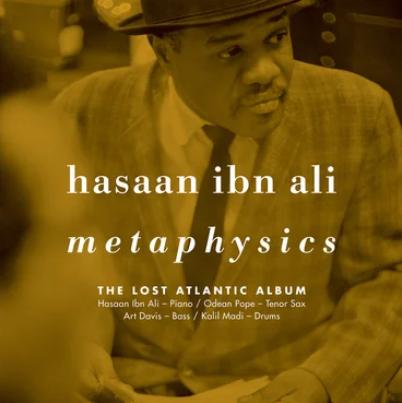 Omnivore Recordings Hasaan Ibn Ali - Metaphysics: The Lost Atlantic Album